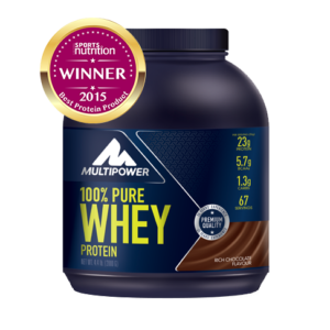 Аминокислоты Multipower 100% Pure Protein Whey Rich Choco 2000гр
