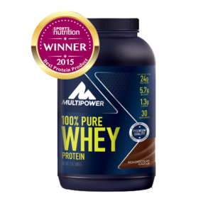Multipower 100% Whey Protein Choco 900 гр