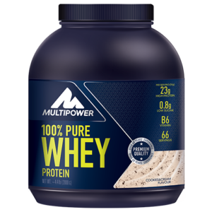 Аминокислоты Multipower 100% Whey Protein Cookies Cream 2000гр