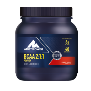 Аминокислоты Multipower BCAA 2:1:1 Powder, 400 гр