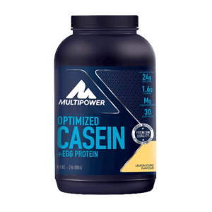 Multipower 100% Casein Lemon Curd 900 гр