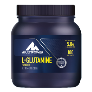 Аминокислоты Multipower L-Glutamine 500гр