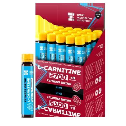 Ампулы L-Carnitine 2700 20х25мл Киви