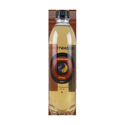Спортивный напиток Sport Wasser Guarana MAX 12х500мл