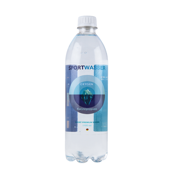 Sportwasser Oxygen