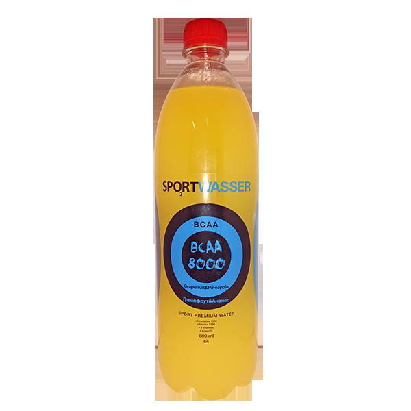 Спортивный напиток BCAA 8000