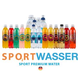 Спортивная вода и напитки